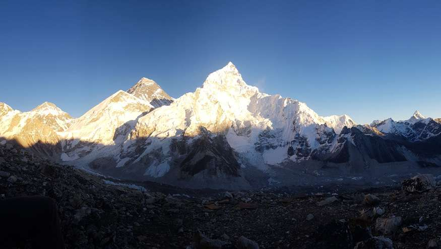 Phaplu to Everest Base Camp Trek