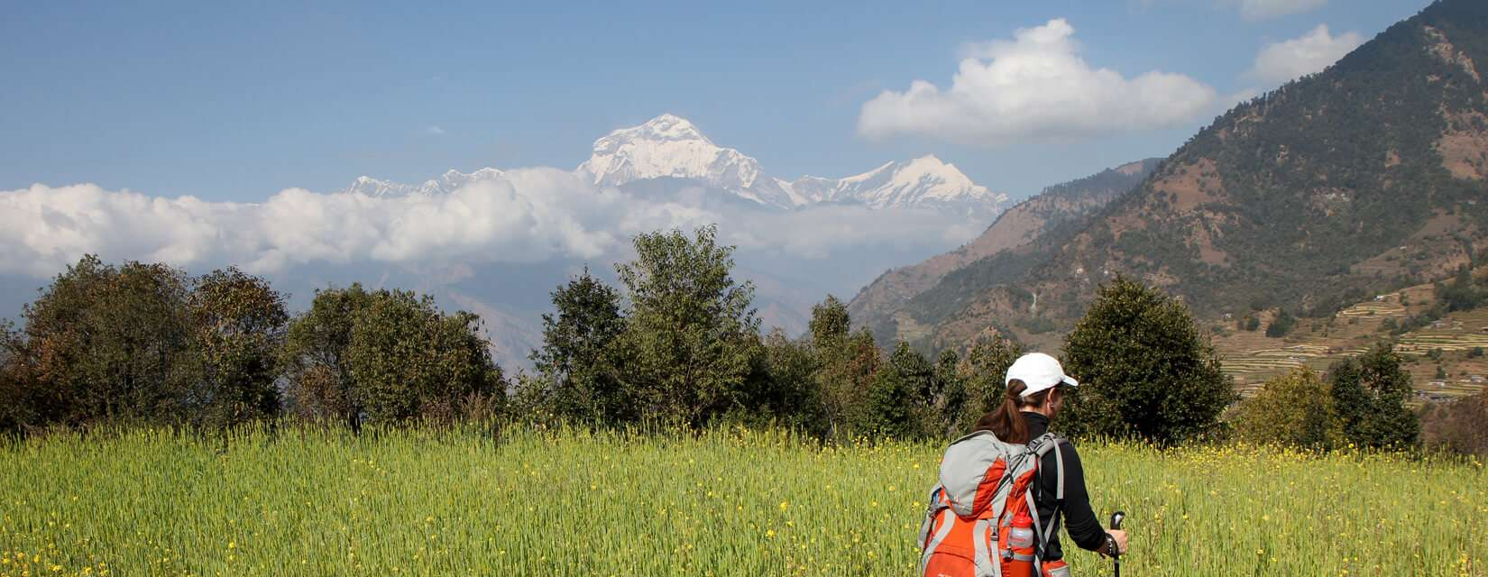 Trek to Annapurna Region