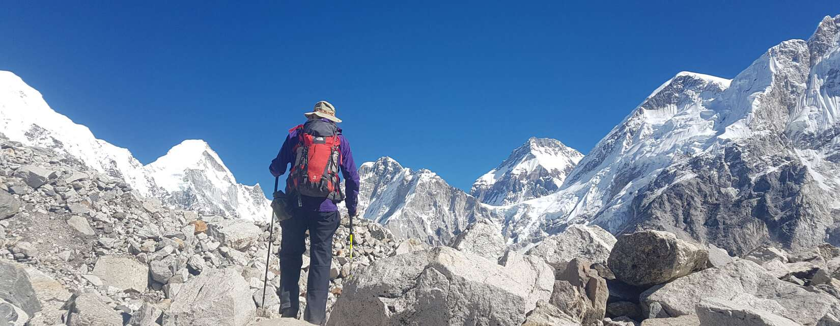 Trek to Everest Region