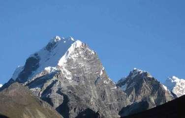 Lobuche East Peak Climbing
